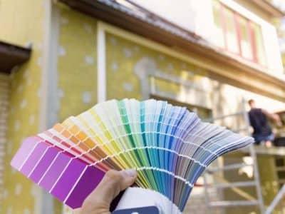 exterior paint color auburn